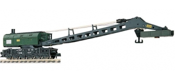 FL8595 Wagon grue à vapeur de 90 T. de la DB