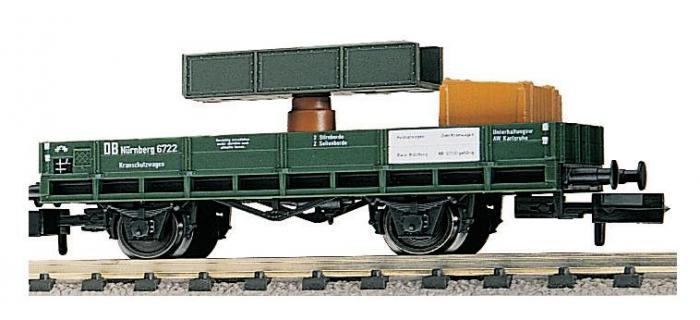 FL8598 Wagon de protection pour flèche de grue, DB