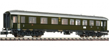 Modélisme ferroviaire : FLEISCHMANN FL867604 - Voiture de train express 2ème/3ème classes, DRG