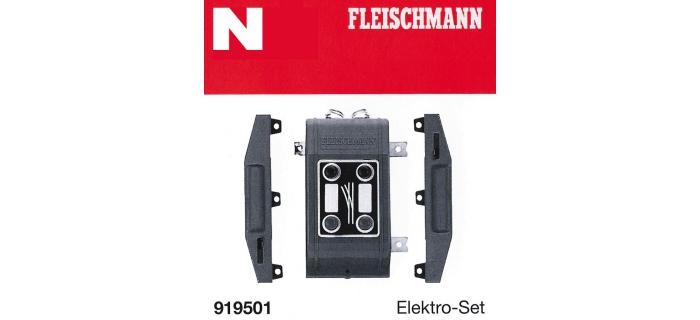 Modélisme ferroviaire : FLEISCHMANN - FL919501 - Set aiguillage électrique