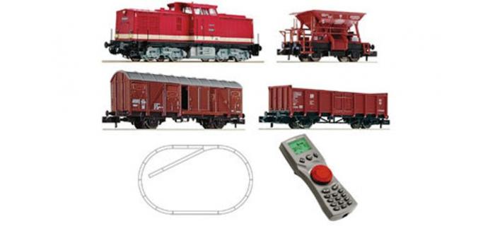 Modélisme ferroviaire :  FLEISCHMANN FL931405 - Coffret digital Br115 DR N