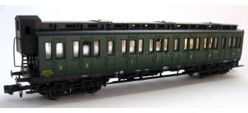 fleischmann FL938041F Voiture 1/2 classe, SNCF