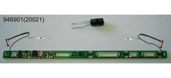 Modélisme ferroviaire : FLEISCHMANN FL946901 - Éclairage intérieur à LED