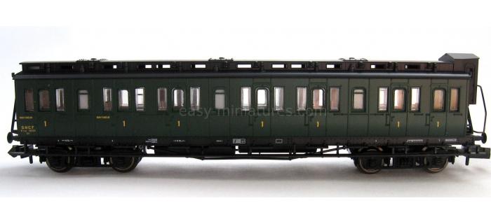 fleischmann FL948041F Voiture 1ere classe, SNCF