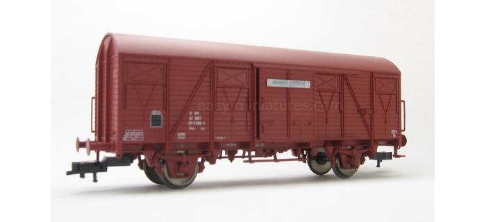 fleischmann FL985310F Wagon couvert, SNCF, bagage express