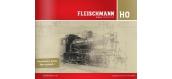 fleischmann 990150 Catalogue Fleischmann Automne - Hiver 2010 (HO)