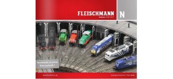 fleischmann 990250 Catalogue Fleischmann Automne - Hiver 2010 (N)