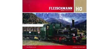 modelisme ferroviaire fleischmann 991140 Catalogue Fleischmann des nouveautés 2011 (HO)
