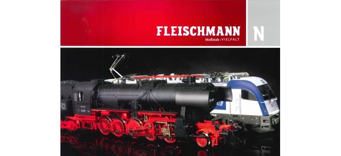 fleischmann 991141 Catalogue Fleischmann des nouveautés 2011 (N)