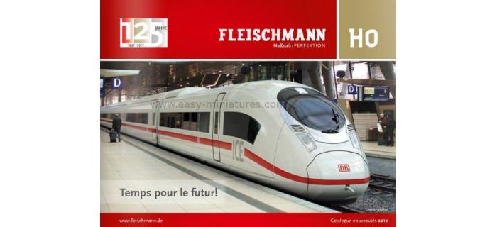 FLEISCHMANN 991240 Catalogues nouveautés 2012 fleischmann