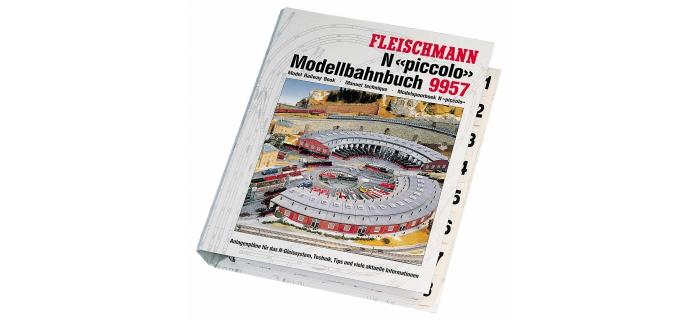 FLEISCHMANN 9957 - Classeur Piccolo N