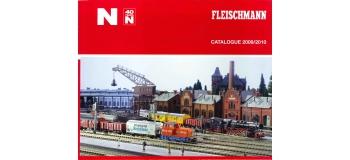 Fleischmann GB990229 Catalogue Fleischmann 2010 (N) - Anglais