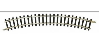 Roco 22222 Rail courbe R2, 228.2mm & 30°