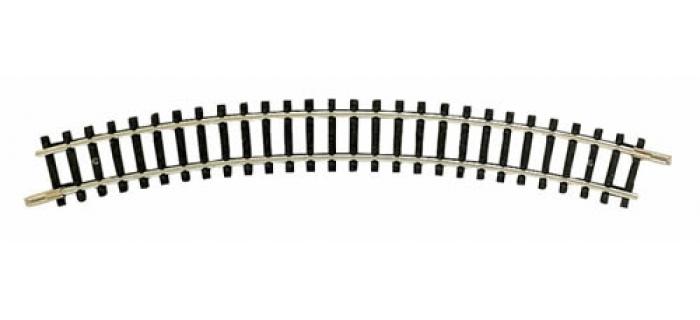 Roco 22223 Rail courbe R3, 194.6mm & 30°