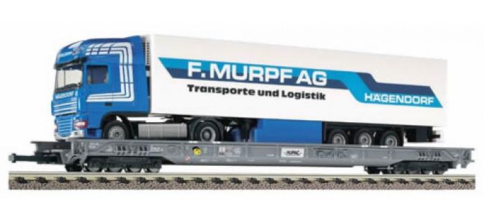 FL527305 WAGON+CAMION MURPF