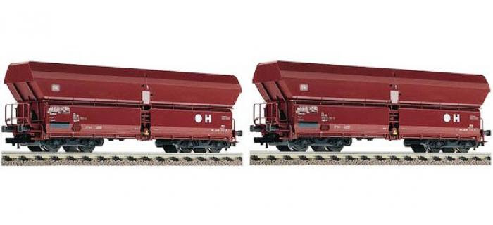 Modélisme ferroviaire : FLEISCHMANN FL552314 - Set 2 wagons tremie DB