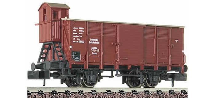 FL8365 WAGON COUVERT DRG