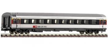 Train électrique : FLEISCHMANN FL890201 - Voiture 1 cl ICN SBB