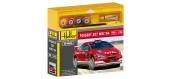 Maquettes : HELLER HELL50115 - Peugeot 307 WRC '04