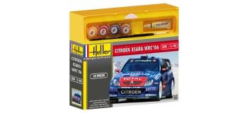 Maquettes : HELLER HELL50116 - Citroën XSARA WRC '06