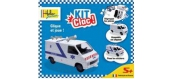 Maquettes : HELLER HELL52006 - Ambulance junior