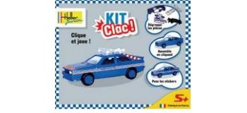 Maquettes : HELLER HELL52033 - Voiture SOS Gendarmerie junior