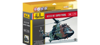 HELL50367 - Hélicoptère SUPER PUMA AS332 M1 - Heller
