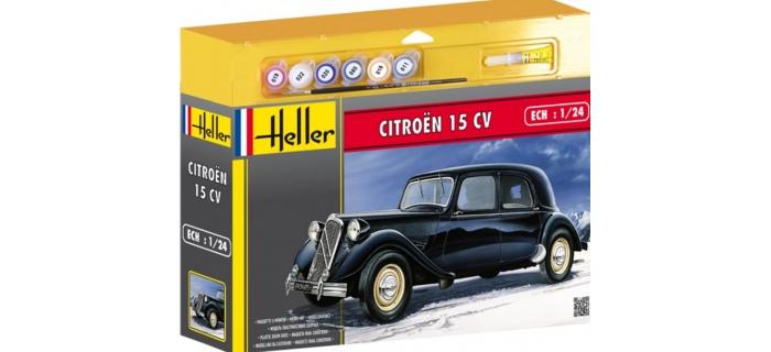 HELL50763 - Citroën 15 CV PLUMIER - Heller