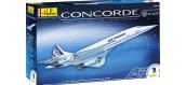 HELL50763 - Avion CONCORDE - Heller
