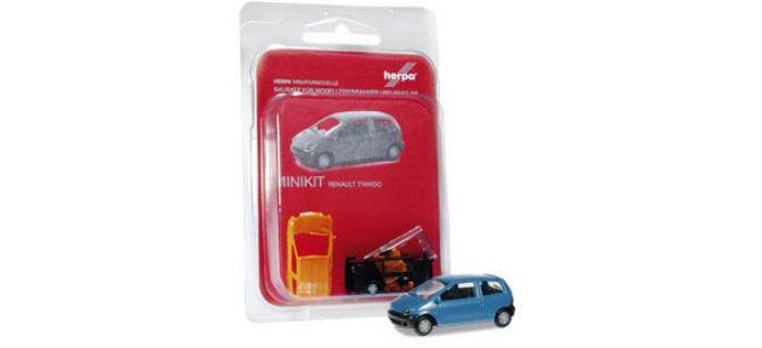 MODELISME FERROVIAIRE : Herpa 012218-002 - Renault Twingo, Minikit