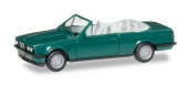 Modélisme ferroviaire : HERPA HER012225-004 - Minikit CMiniKit: BMW 3 convertible, vert mousse