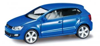 HERPA HER024211-002 - Volkswagen Polo 4 portes bleu
