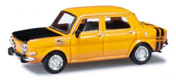 MODELISME FERROVIAIRE : Herpa 0243586002  - Simca Rally II Genêts