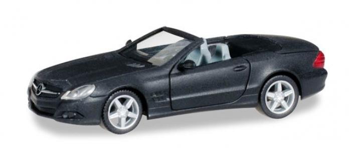MODELISME FERROVIAIRE : Herpa 038461- Mercedes Benz SL-Klasse