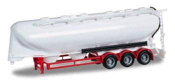 HERPA HER075909 - Remorque citerne 55m ³ 3 essieux
