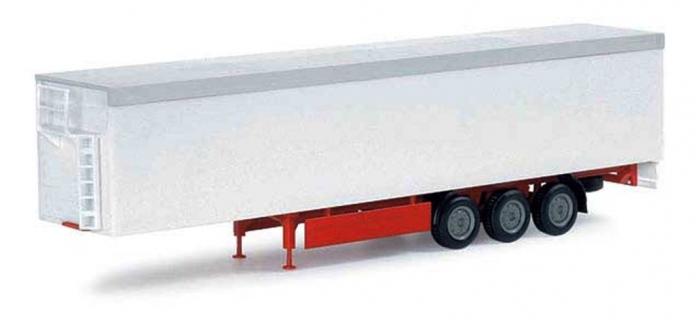 Modélisme ferroviaire - HERPA HER076111 - Remorque 3 essieux