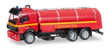 Modélisme ferroviaire : HERPA HER092920 - Camion citerne Mercedes-Benz LÖSCHMITTEL SK 94 LKW