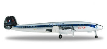Train électrique : Herpa 520690 - Air France Lockheed L-1049G Super Constellation