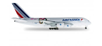 Train électrique : HERPA HER524667 - Avion Air France Airbus A380