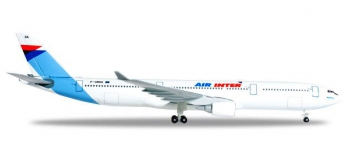 Train électrique : Herpa 526760 - Air Inter Airbus A330-300
