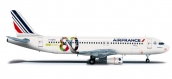 Train électrique : HERPA HER556255 - Avion Air France Airbus A320
