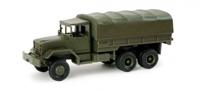 MODELISME FERROVIAIRE Herpa 743341 - Véhicule militaire M 54 5t US