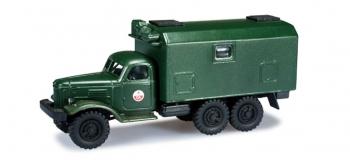Modélisme ferroviaire : ZIL camion