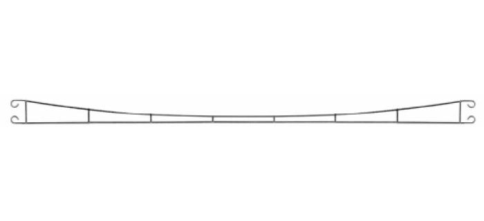 modelisme ferroviaire hornby HC8006 élément de catenaire