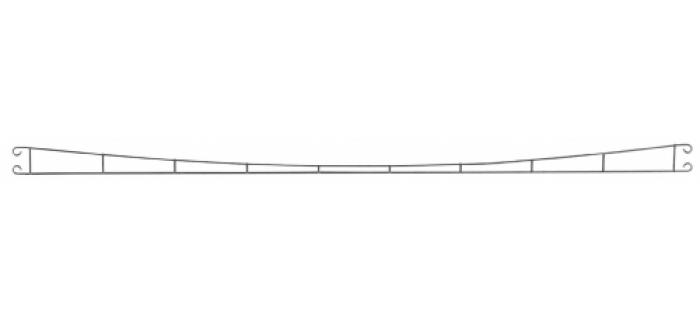 modelisme ferroviaire hornby HC8007 Câble de caténaire, 360 mm