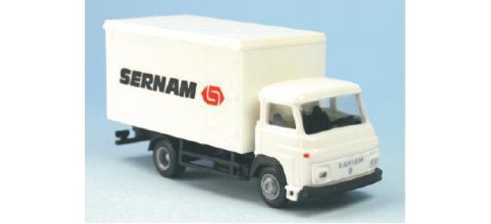 SAI 802 - Camion Saviem SG3, SERNAM - IGRA
