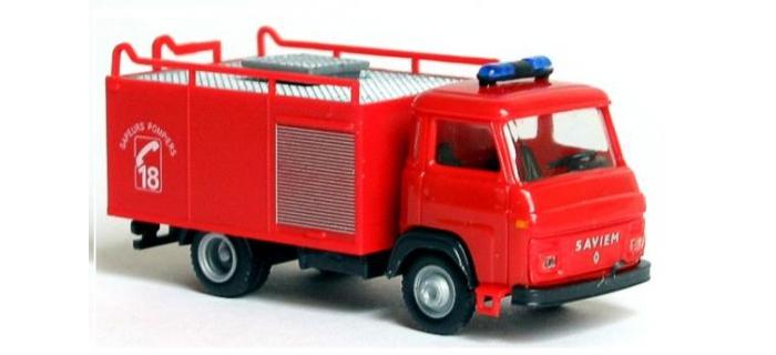SAI 819 - Camion Pompiers Saviem SG3, citerne  CO2 - IGRA