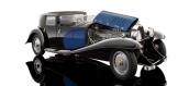 Maquette : BAUER - HB3293J4 - Bugatti royale coupé 1930