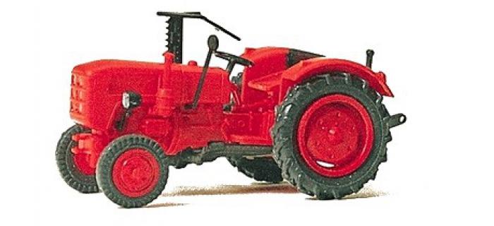 modelisme ferroviaire PREISER 17934 Tracteur Agricole Fahr.