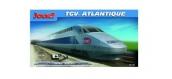 Jouef HJ 1025 TGV Atlantique, 20ème Anniversaire, Coffret 4 éléments